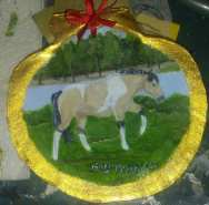 bay princess ornament